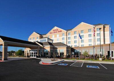 Hilton Garden Inn Tulsa Oklahoma