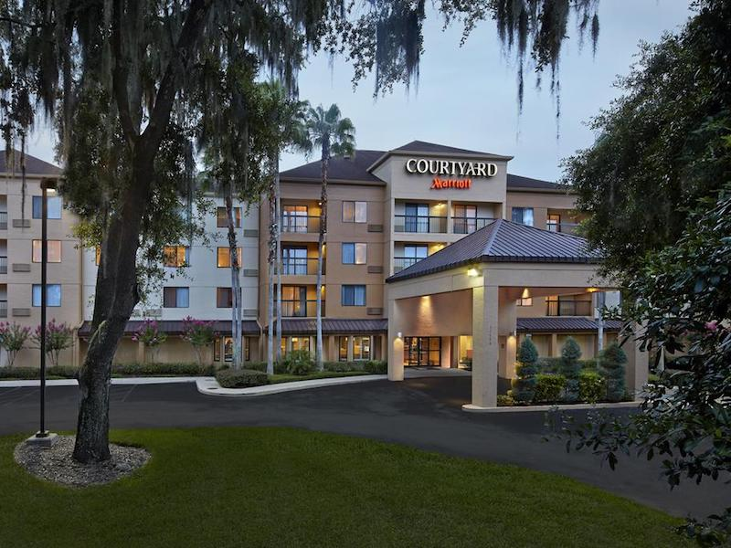 Courtyard by Marriott Orlando Florida