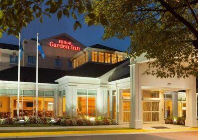 Hilton Garden Inn Fairfax Virginia