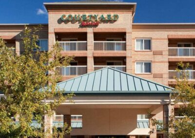 Courtyard by Marriott Cleveland Ohio Construction Management Firm The DCPI