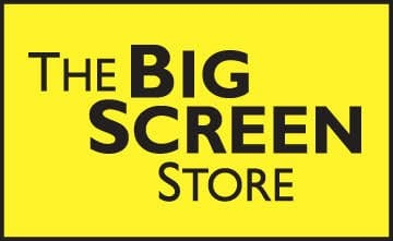 The Big Screen Store Logo